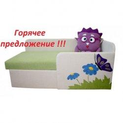 Детский диван Смешарик Ежик