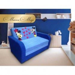 Детский диван Микки Маус