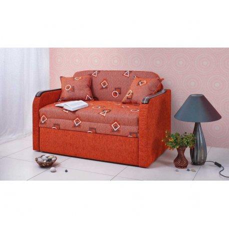 Детский раскладной диван Гном с мягкими подлокотниками