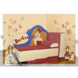 Детский диван Барби