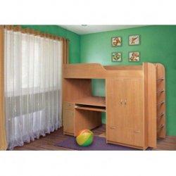 Детская кровать-горка Дуэт-1