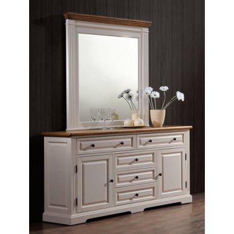 "Будуарный столик + зеркало ""Калифорния"" Домини"