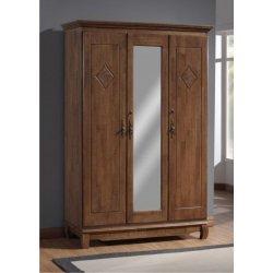 Шкаф 3-х дверный Жизель Домини