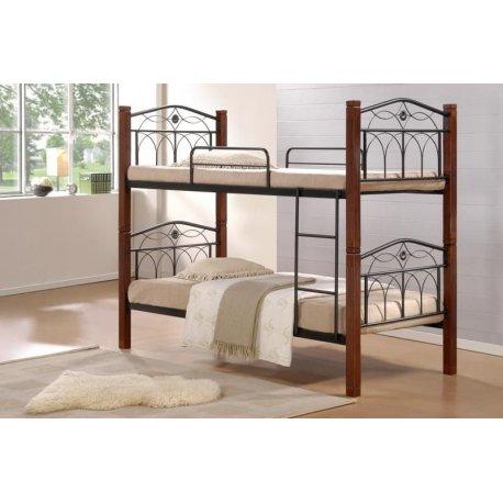 Кровать Миранда двухъярусная Домини