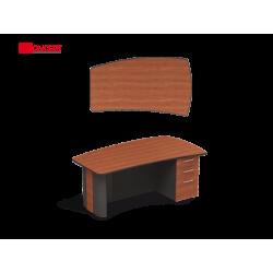 Стол руководителя Эйдос Е1.41.20 фото