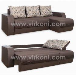 Угловой диван Токио 2 (Виркони) фото