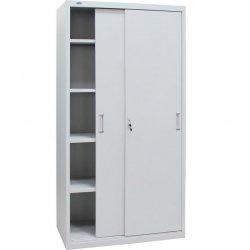 Металлический шкаф-купе ШКГ-10к для бумаг (УХЛ)