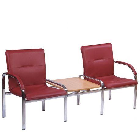 Диван со столиком Стафф 2 фото
