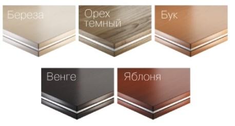 Цвет мебели M-Concept серии Идеал
